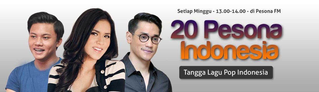 20 Pesona Indonesia